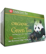 Uncle Lee's Organic Green Tea Bulk