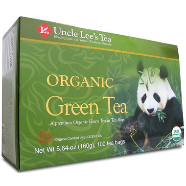 Uncle Lee\'s Organic Green Tea Bulk