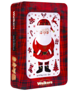 Walkers Santa Tin Festive Shortbread Shapes