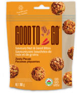 Good To Go Savoury Nut and Seed Bites Zesty Pecan