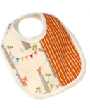 Oko Creations Absorbent Bib Enchanted Forest