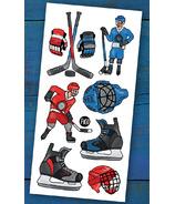 Tatouages temporaires PiCO Hockey Mania
