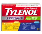 Tylenol Rhume, grippe et sinus