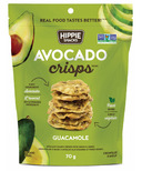 Hippie Snacks Avocado Crisps Guacamole