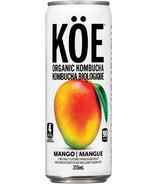 KOE Organic Kombucha Mango