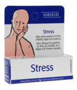 Homeocan Stress Homeopathic Pellets