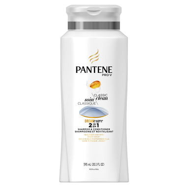 Pantene Pro-V Classic Clean 2-In-1 Shampoo & Conditioner