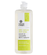 Nature Clean Dishwashing Liquid Vanilla Pear