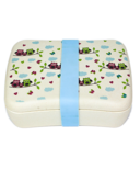 Woodway Bamboo Lunch Box Owls