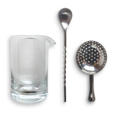 Mason Shaker Mixing Glass Kit