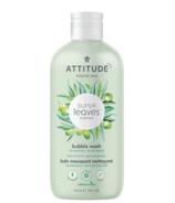 ATTITUDE Super Leaves Bubble Bath Olive Leaves