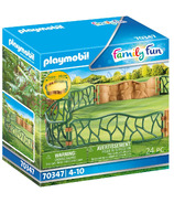 Playmobil Family Fun Zoo Enclosure