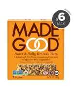 MadeGood Sweet & Salty Granola Bar Bundle