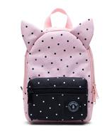 Parkland Little Monster Backpack Polka Dots Quartz