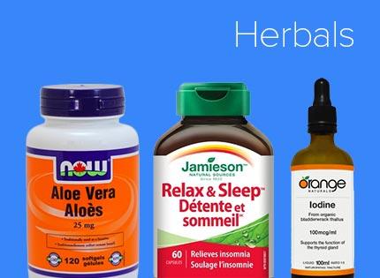 Herbals & Tinctures