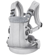 BabyBjorn Baby Carrier Harmony 3D Mesh 3D Jersey Silver