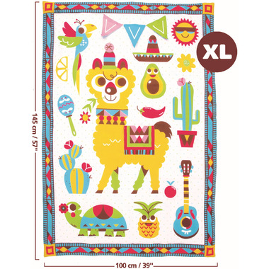 Yookidoo Fiesta Playmat to Bag
