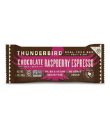 Thunderbird Real Food Bars Chocolate Raspberry Espresso