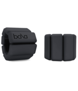 Bala Bangles Classic 1/2lb Ankle Wrist Weights Charcoal