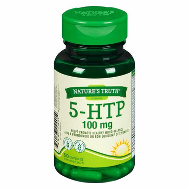 Nature\'s Truth 5-HTP 100 mg