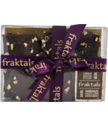 Fraktals Handmade Dark Chocolate Buttercrunch Gift Box