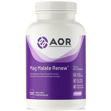 AOR Mag Malate Renew