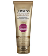 Jergens Natural Glow + Nourish Daily Moisturizer - Medium to Deep