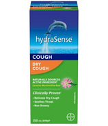 hydraSense Dry Cough Syrup Non-Drowsy