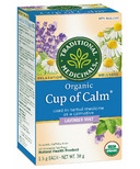 Traditional Medicinals Organic Cup of Calm Tea