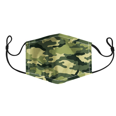 Harman Adult Face Mask Camo Print