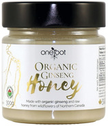 OneRoot Organic Ginseng Honey