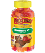 L'il Critters Immune C Plus Zinc Gummy Vitamins