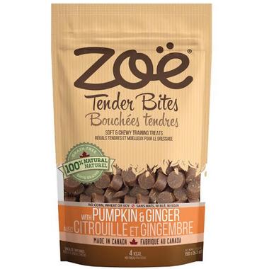 Zoe Tender Bites Pumpkin and Ginger