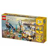 LEGO Creator 3-in-1 Pirate Roller Coaster