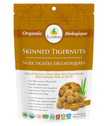 Ecoideas Organic Skinned Whole Tigernuts