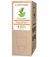 ATTITUDE Nature+ Bulk To Go Bathroom Cleaner Citrus Zest