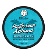 Elvado Pacific Coast Kahuna Shave Cream Jar
