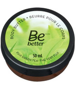Be Better Body Butter Fuji Green Tea