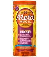 Metamucil Multi Health Fibre Orange Flavour Smooth Texture Powder