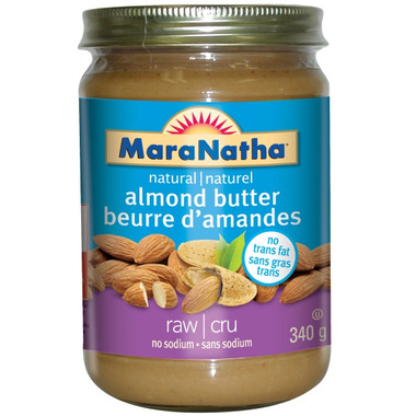 MaraNatha Natural Raw Almond Butter
