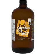 St. Francis Herb Farm 52 Fields Liquid Coconut Oil with MCT