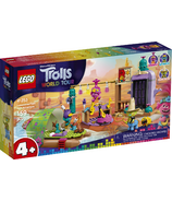 LEGO Trolls World Tour Lonesome Flats Raft Adventure Building Kit