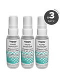 Happy Hand Sanitizer 59mL Spray Bundle