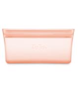 Zip Top Snack Bag Peach