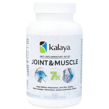 Kalaya Naturals Joint & Muscle Supplements