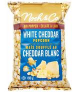 Nosh & Co. White Cheddar Popcorn