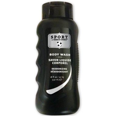Herban Cowboy Sport Body Wash