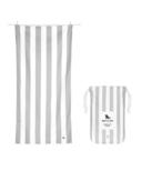 Dock & Bay XL Quick Dry Towel Cabana Goa Grey