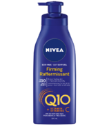 Nivea Q10 + Vitamin C Firming Body Milk for Dry Skin
