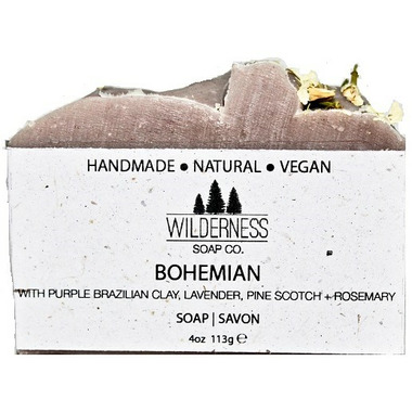 Wilderness Soap Co. Bohemian Soap
